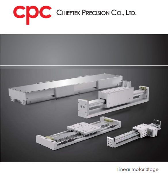 cpc - Linear Motor Stage