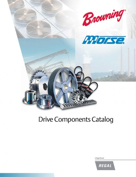 Regal Drive Components Catalog