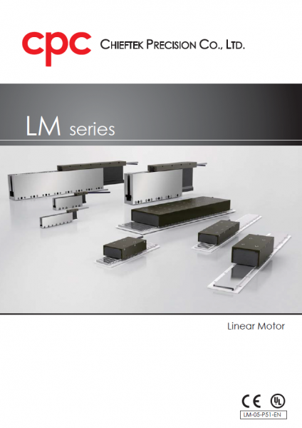 cpc - LM series Linear Motor